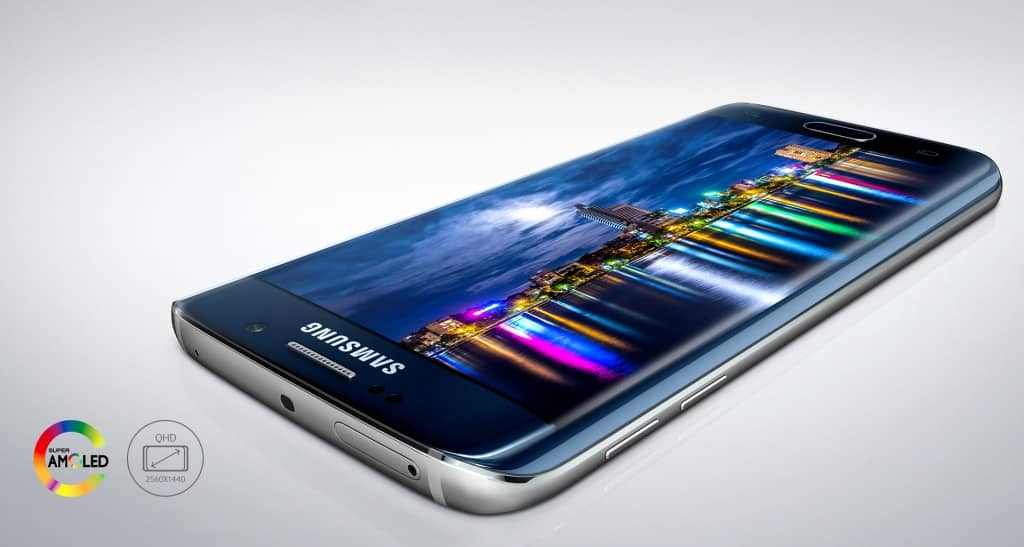 Ecran Galaxy S6 Edge