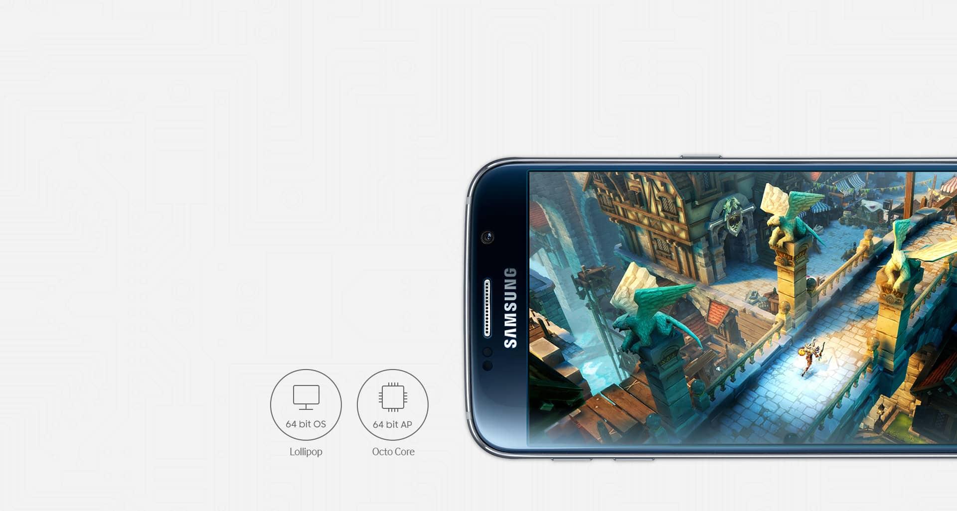 Processeur Galaxy S6