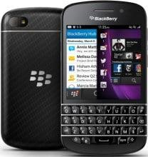 Comparer les prix du blackberry q10 noir 16 go seul for Prix telephone seul