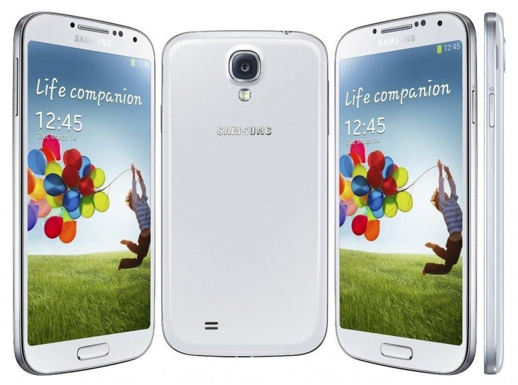 Samsung Galaxy S4 Blanc 16 Go