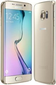 Galaxy S6 Edge – Or 32 Go