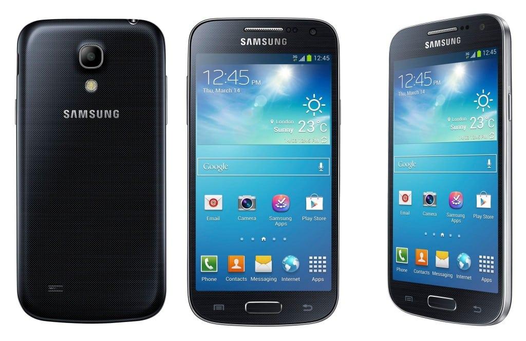 Samsung Galaxy S4 Mini Noir 8 Go