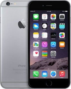 iPhone 6 reconditionné – Gris sidéral 16 Go