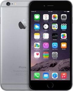 iPhone 6 reconditionné – Gris sidéral 16 Go