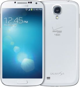 Galaxy S4 Reconditionné – Blanc 16 Go