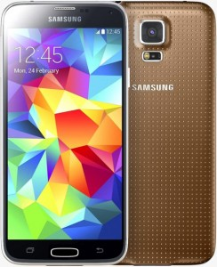 Galaxy S5 4G+ – Or 16 Go