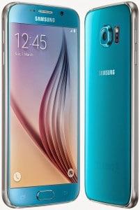 Galaxy S6 – Bleu 32 Go