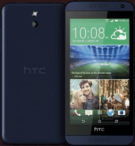 HTC Desire 610 – Bleu marine 8 Go