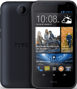 HTC Desire 310 – Noir 4 Go