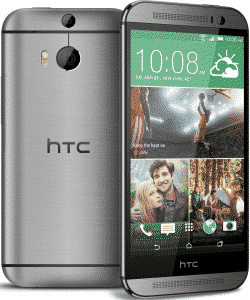 HTC One M8 Reconditionné – Noir 16 Go