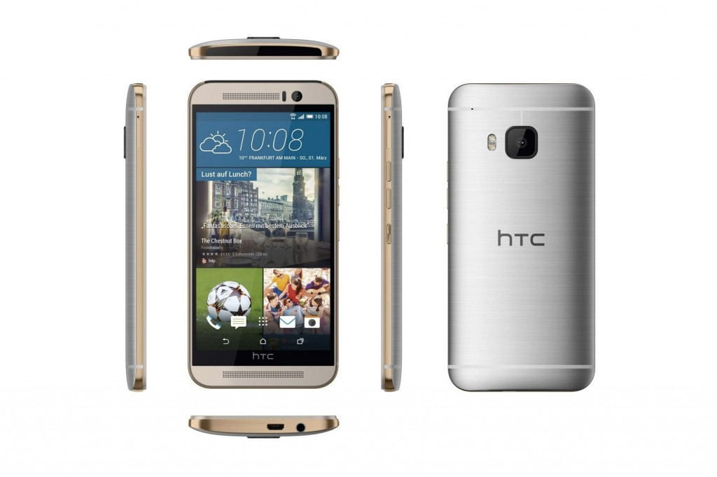 HTC One M9 Argent 32 Go