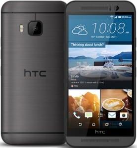HTC One M9 – Gris acier 32 Go
