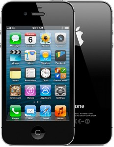 iPhone 4S Reconditionné – Noir 16 Go