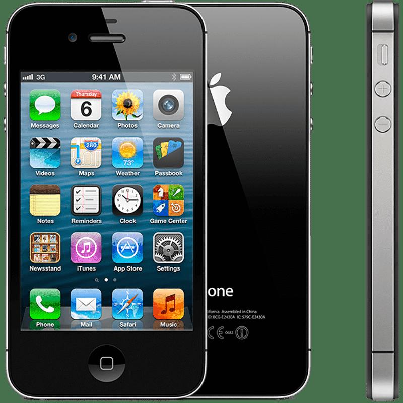 apple iphone 4s noir 8 go prix monpetitmobile. Black Bedroom Furniture Sets. Home Design Ideas