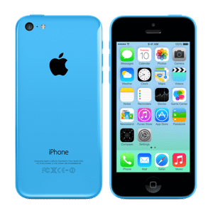 iPhone 5C Reconditionné – Bleu 16 Go