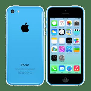 iPhone 5C Reconditionné – Bleu 16 Go