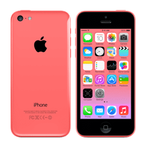 iPhone 5C Reconditionné – Rose 16 Go