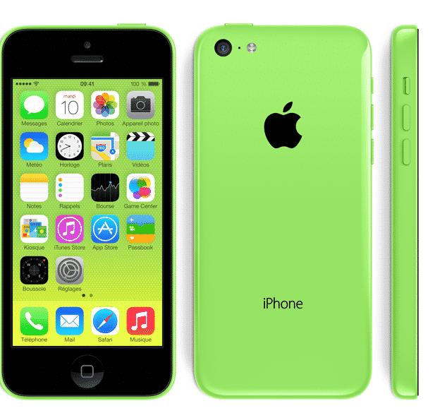 Iphone C Vert Go