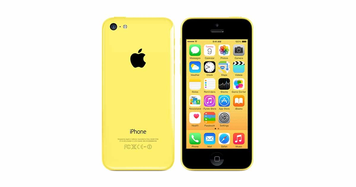 apple iphone 5c jaune 8 go prix monpetitmobile. Black Bedroom Furniture Sets. Home Design Ideas