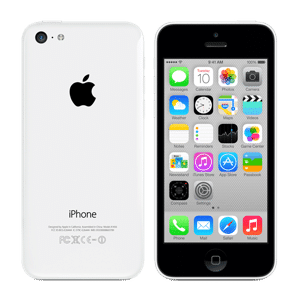 iPhone 5C Reconditionné – Blanc 16 Go