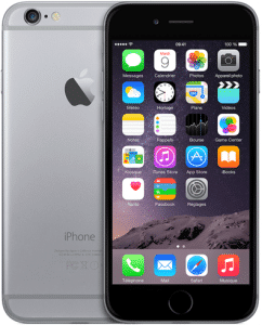 iPhone 6 Plus reconditionné – Gris Sidéral 16 Go