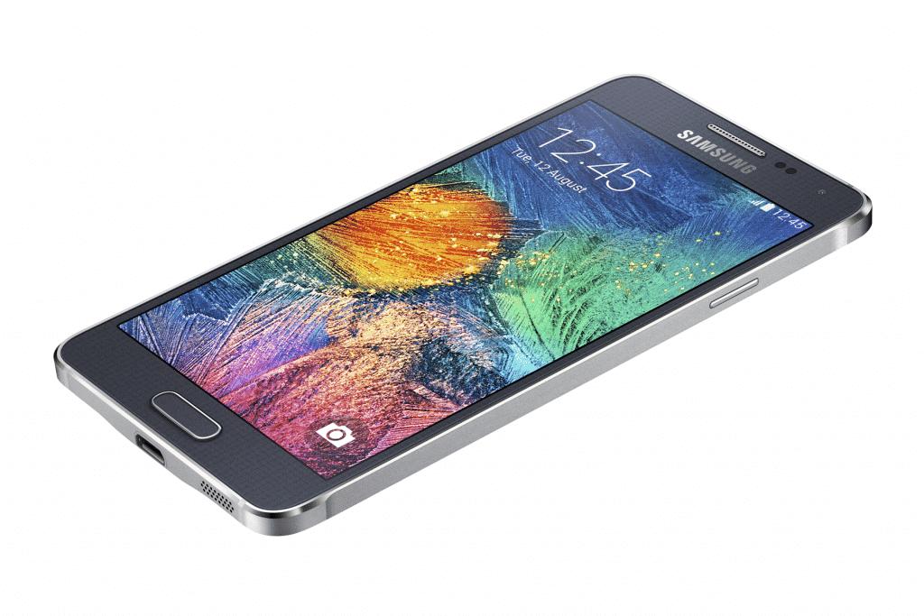 Samsung Galaxy Alpha Noir 32 Go