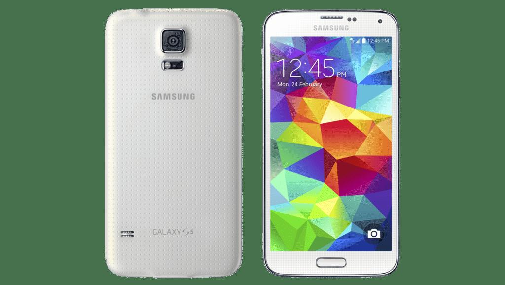 Samsung Galaxy S5 Blanc 16 Go