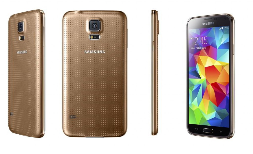 Samsung Galaxy S5 Or 16 Go