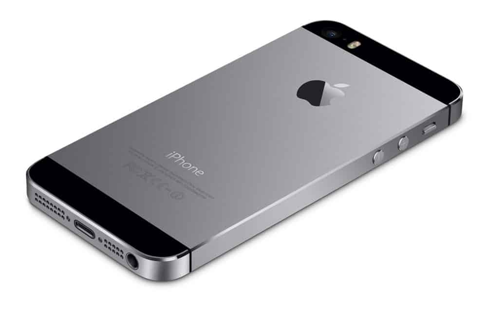 Apple iPhone 5S Gris sidéral Reconditionné