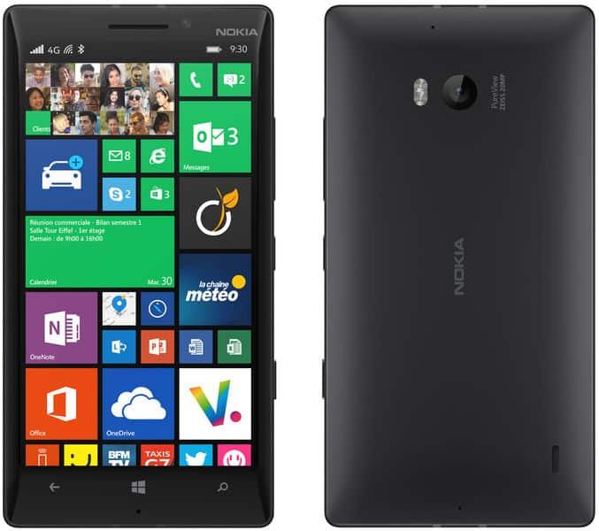 Nokia Lumia 930 Noir