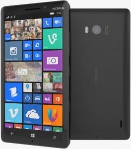 Microsoft Lumia 930 – Noir 32 Go