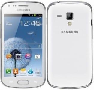 Samsung galaxy trend lite blanc 4 go prix monpetitmobile - Prix du samsung galaxy trend lite ...