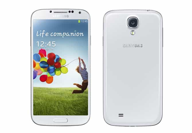Samsung Galaxy S4 Blanc Reconditionné