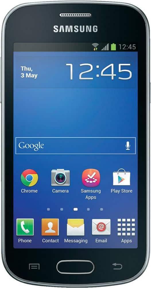 Samsung galaxy trend lite noir 4 go prix monpetitmobile - Avis sur le samsung galaxy trend lite ...