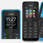 Microsoft propose un nouveau Nokia 105 pas cher