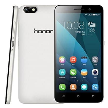 huawei honor 4x blanc 8 go prix monpetitmobile. Black Bedroom Furniture Sets. Home Design Ideas
