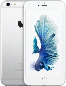 iPhone 6S – Argent 32 Go