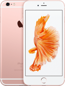 iPhone 6S – Or Rose 32 Go