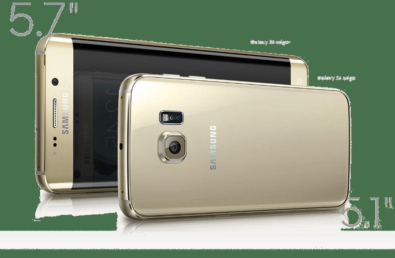 Samsung Galaxy S6 Edge Plus Noir