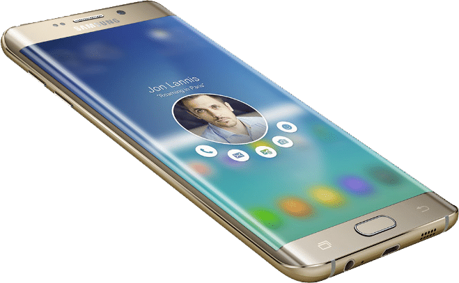 Samsung Galaxy S6 Edge Plus Or
