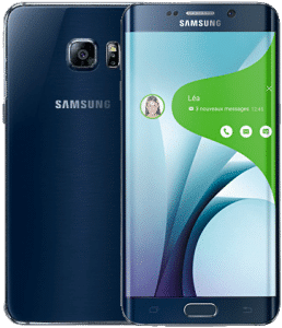 Galaxy S6 Edge+ (Plus) – Noir 32 Go