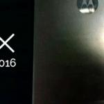 Le futur Motorola Moto X pour 2016