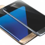 Samsung Galaxy S7 : commercialisation pour début mars