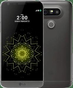 LG G5 – Noir (Titane) 32 Go