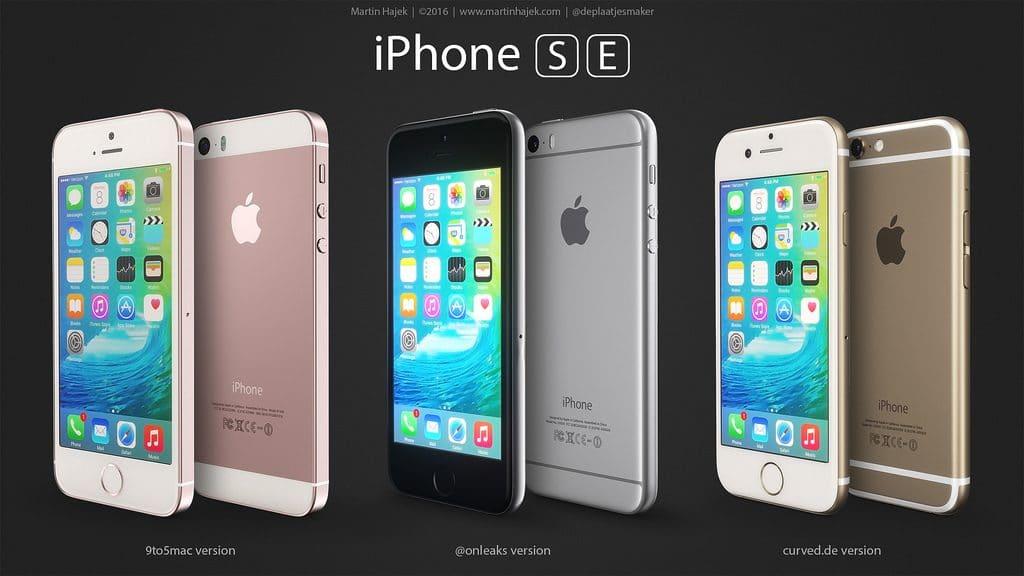 iPhone-SE-Apple