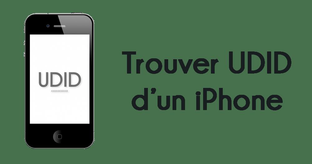 UDID-iPhone