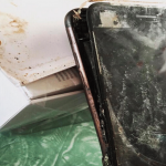 Un iPhone 7 explose en Chine suite à une simple chute