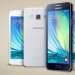Zoom sur la gamme Galaxy A de Samsung pour l'année 2017 : A3, A5 & A7