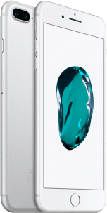 iPhone 7 Plus – Argent 32 Go