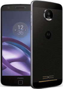 Motorola Moto Z (Lenovo) – Noir 32 Go